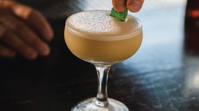 Madison eatery was named as one of the best cocktail bars