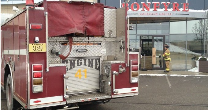 Bonfyre hoping to reopen Monday after Saturday fire