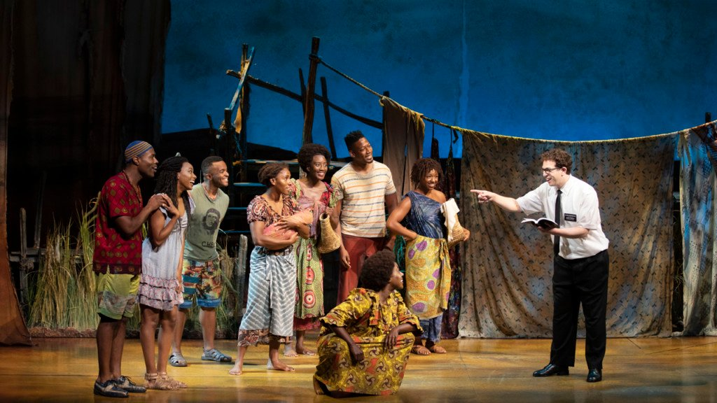 'The Book of Mormon' is still good