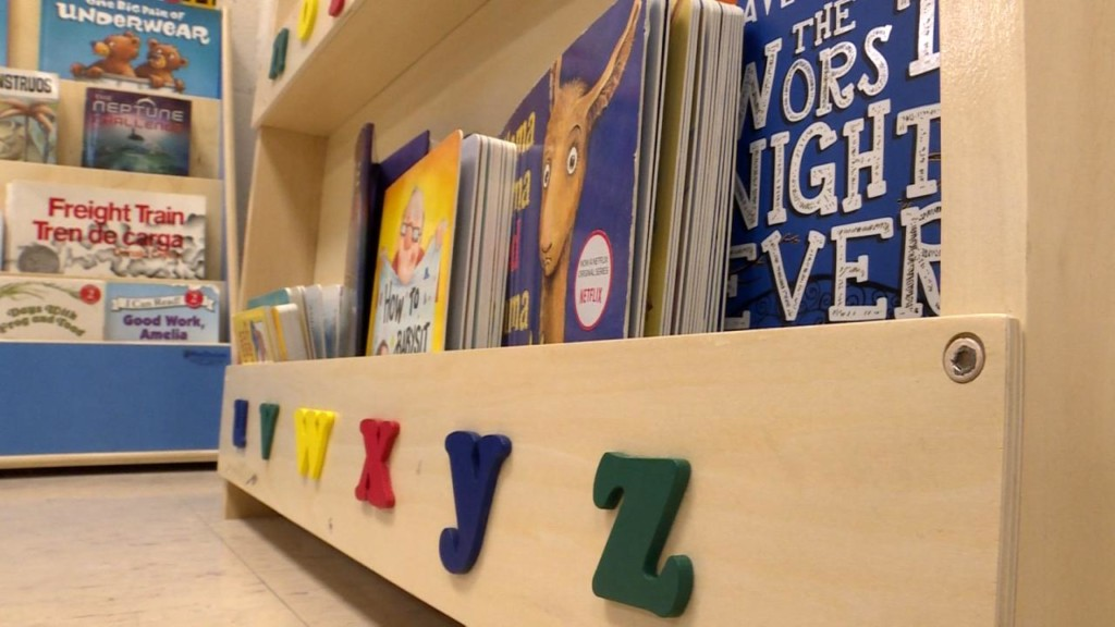 Pilot project in Dane County Jail looks to increase literacy in children with jailed parents
