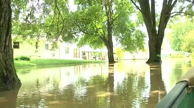 Officials warn flood victims of possible issues during cleanup