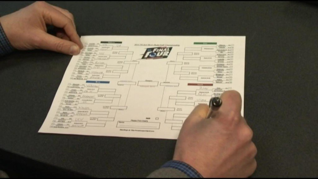 Gambling problems can arise during big betting time of March Madness