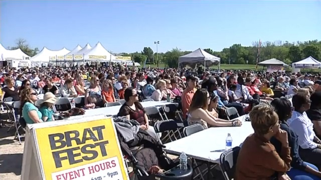 World's Largest Brat Fest goes green with wind, solar power