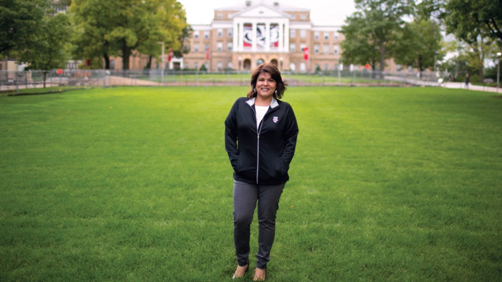Brenda Gonzalez acts as a bilingual bridge by removing barriers, helping underserved populations