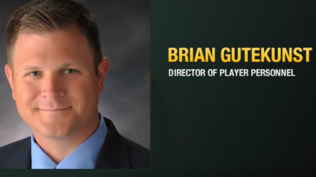 Reports: Packers to hire Brian Gutekunst as GM