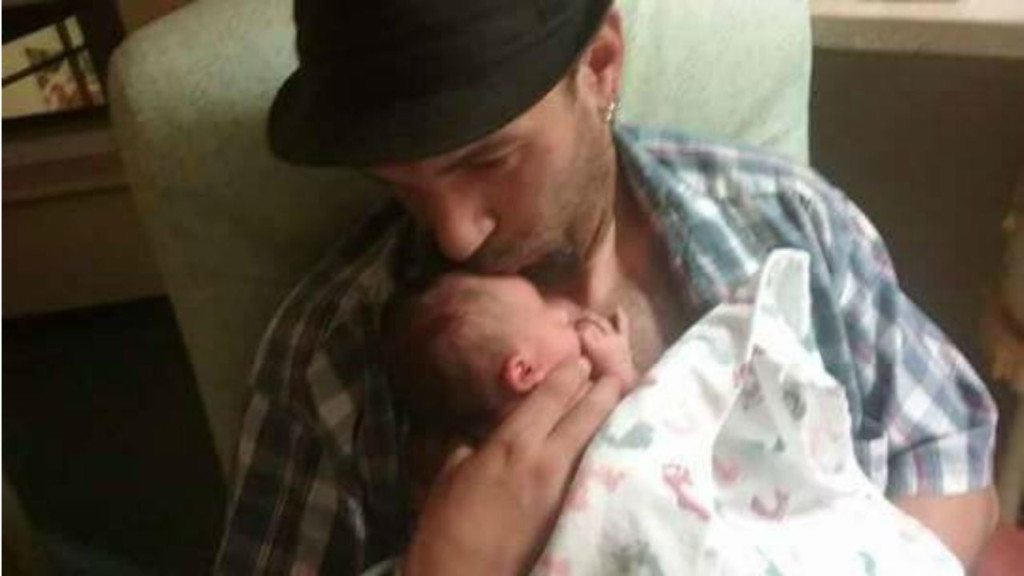 Family remembers new dad killed in crash