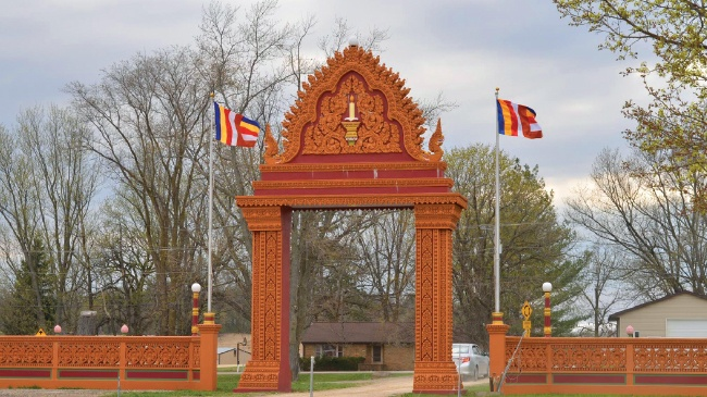 Madison area places offer connections to dharmic religions