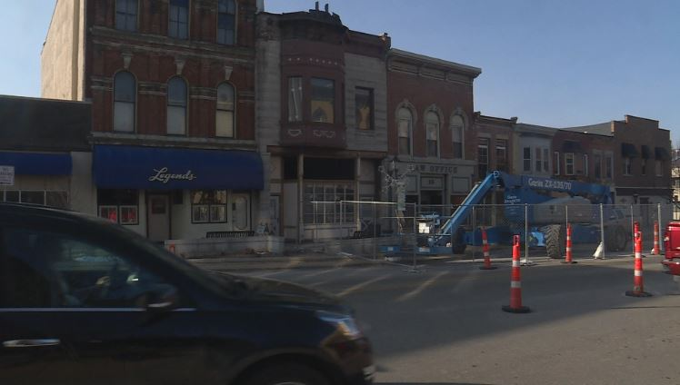 This downtown building predates the Civil War; why the city of Janesville has to tear it down
