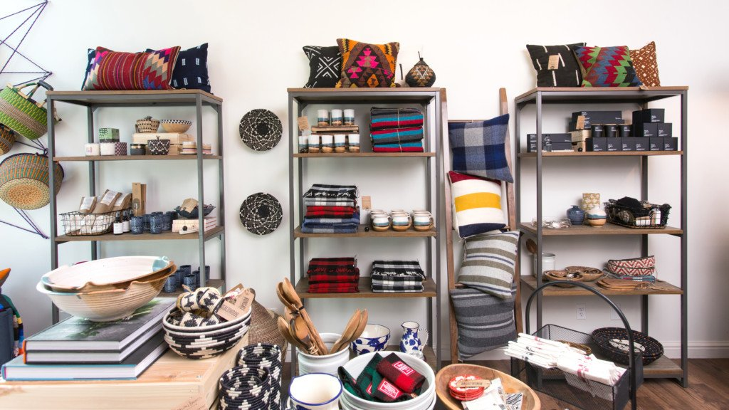 BUNGALOW608 spices up interior decor with artisan home goods and gifts