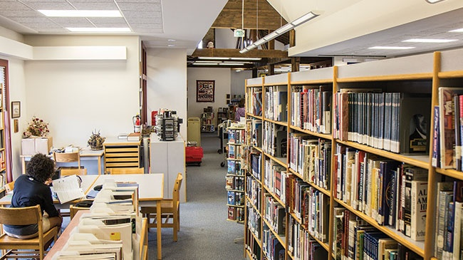 Best of the 'Burbs 2015: Library