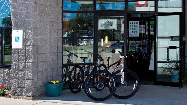 Best of the 'Burbs 2015: Bicycle shop