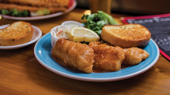 Best of the 'Burbs 2015: Fish fry