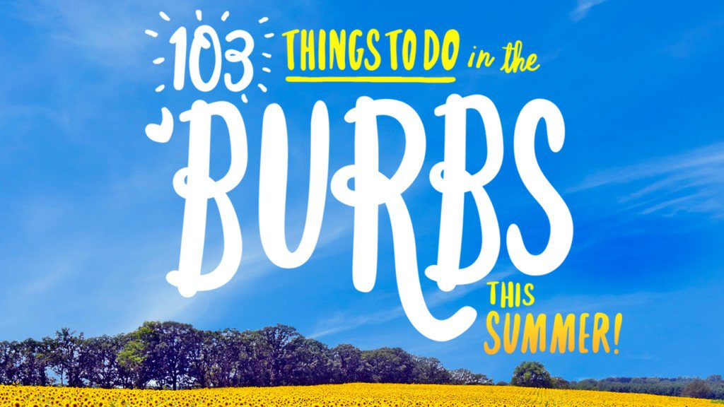 Mad about the 'burbs
