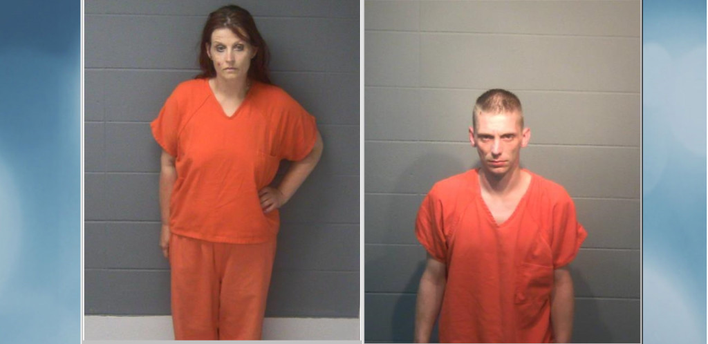2 arrested after attempted burglary in Newport Township