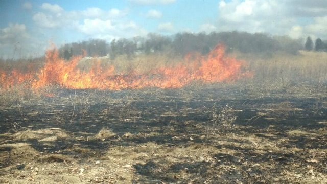 State officials warn residents of wildfire danger