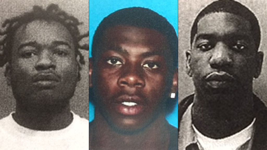 Monroe police ID suspects wanted in Valentine's Day robbery