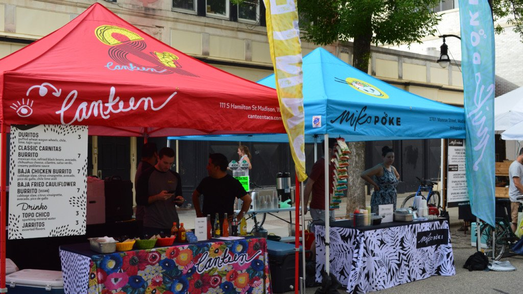 Check out Madison Night Market, a farming exhibit, a chef demo and more this week