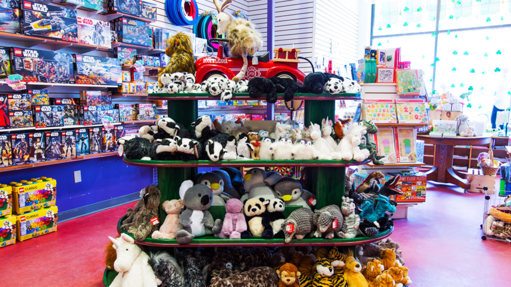 Downtown shop is hot spot for kids and their families
