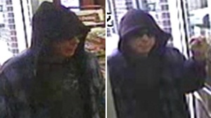 Person of interest in east side gas station robbery found