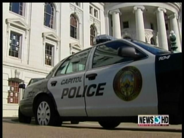 Senator concerned about Capitol police chief's comments