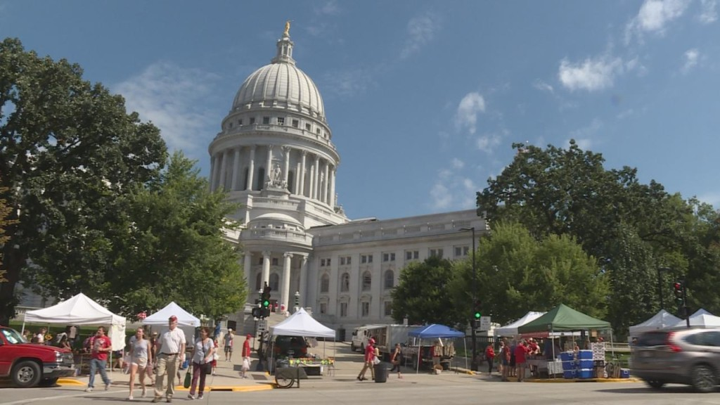 Tourists spend more than $1.3 billion in Dane County in 2018