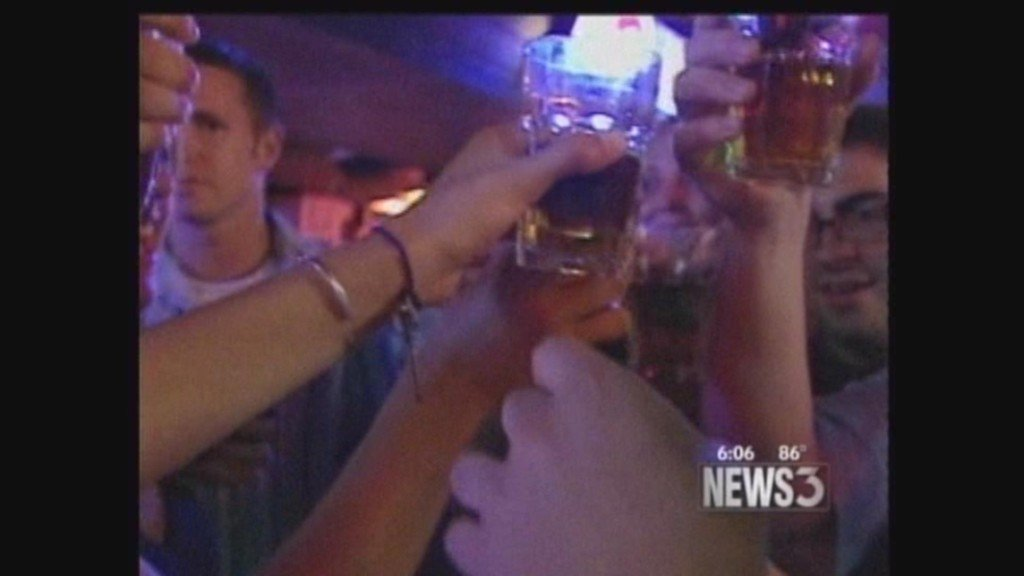 Officials: UW Students drinking 'extreme'