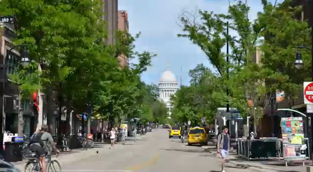 Madison reaches top of 100 best places to live list