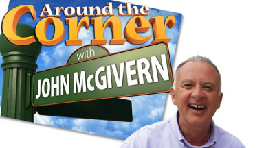 "John McGivern hosts a preview party for Middleton ""Around the Corner""-episode"