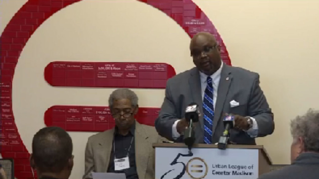 Black leaders in community encourage minority vote