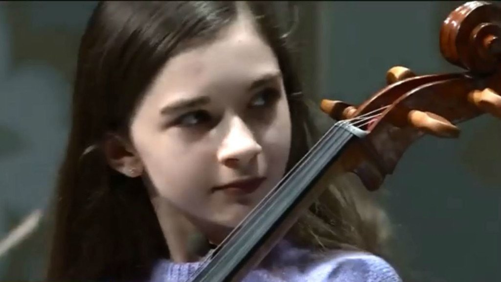 12-year old cello prodigy opens WCO Masterworks Series