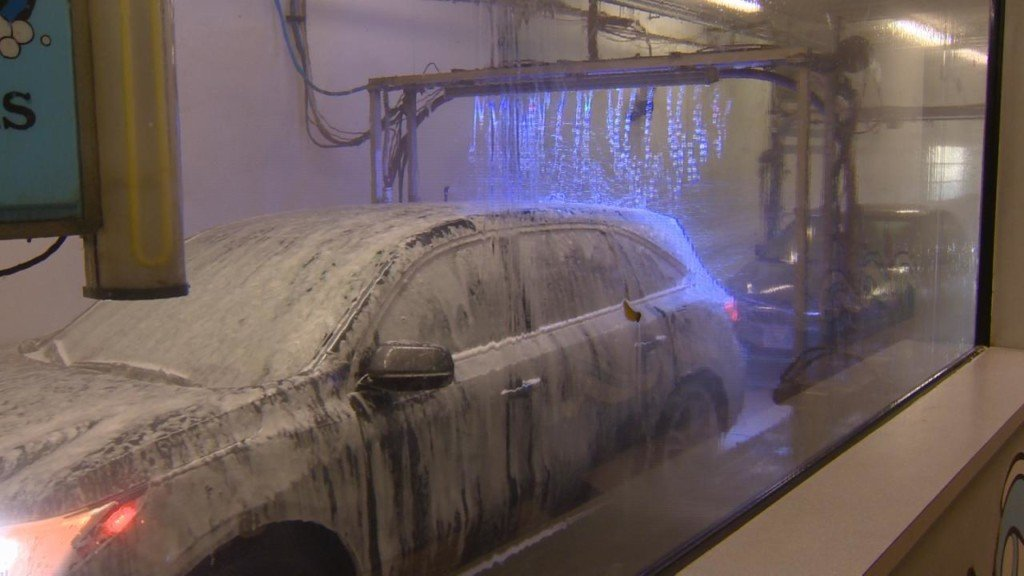 Is washing your car necessary in the winter?