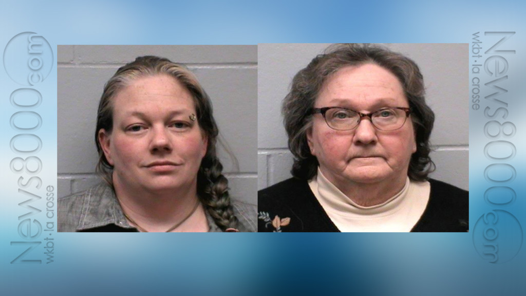 Onalaska mother, daughter charged in animal cruelty case arrested again