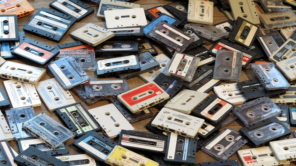 The Sylvee is collecting cassette tapes