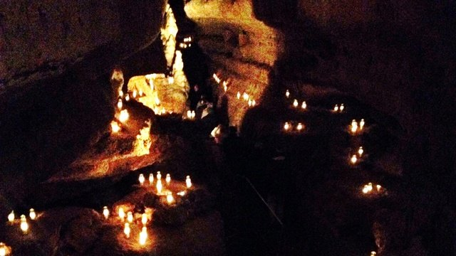 Light in the darkness: My morning at Cave of the Mounds