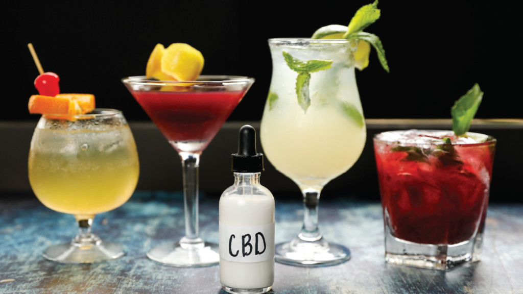 Madison restaurants and businesses are introducing CBD to their menus