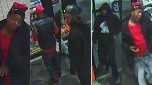 Police look for thieves using stolen credit card