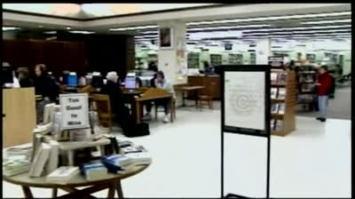 Central Library renovations unveiled to donors