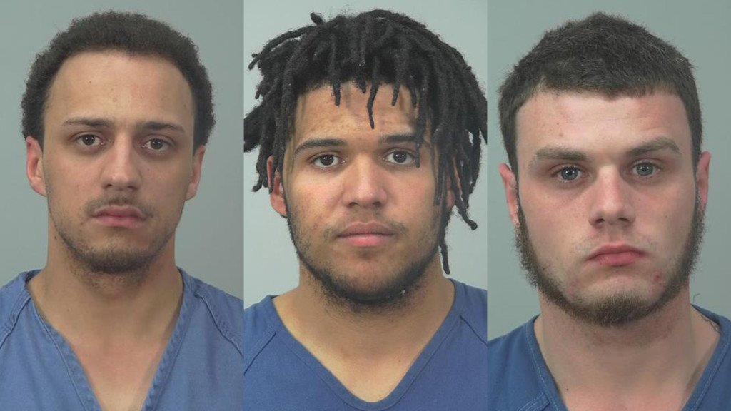 2 brothers, third man charged in Verona Road gas station shooting