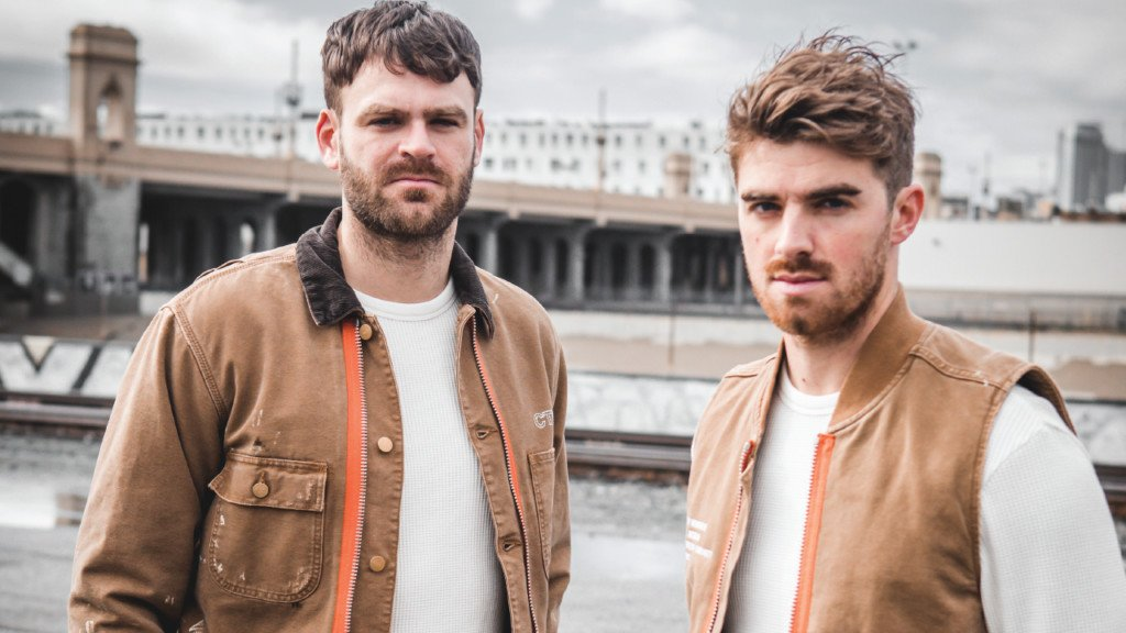 This Weekend in Madison: The Chainsmokers, Goo Goo Dolls, Flannel Fest
