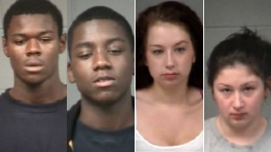 Police identify 4 arrested during tactical situation in Beloit