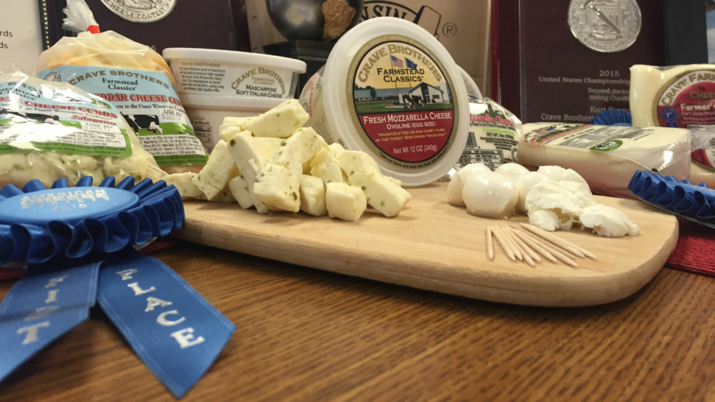 U.S. Cheese Championship winners see boost in sales