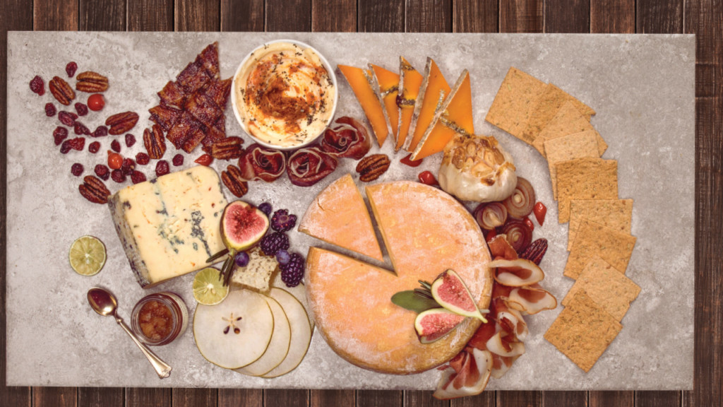 6 quintessential things you need on a Wisconsin cheeseboard