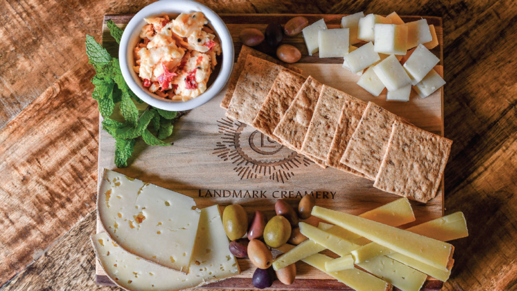 Landmark Creamery finds a place to call home