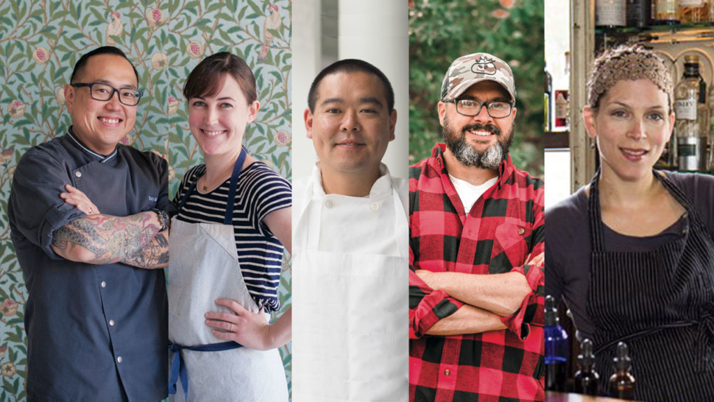 Chefs team up to host benefit dinner, plus other food events this week