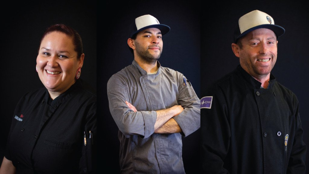 These chefs honor and sustain indigenous cooking practices