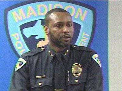 Community, department say goodbye to police chief