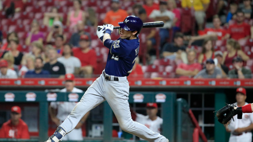 Yelich's 6 RBI leads Brewers past Cardinals, 12-4