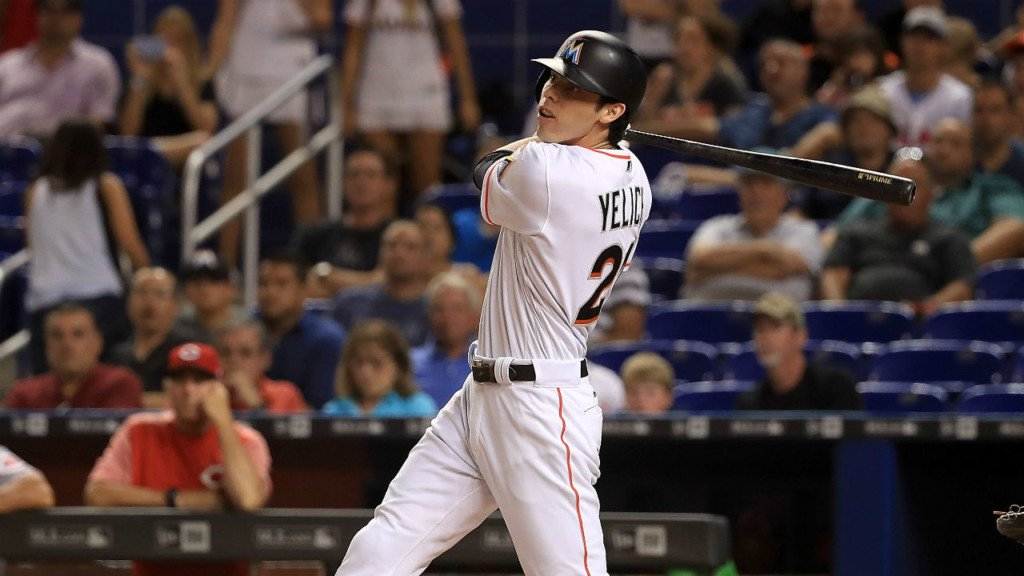 Brewers get Christian Yelich from Marlins