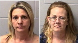2 women in custody, 1 hospitalized in tavern incident