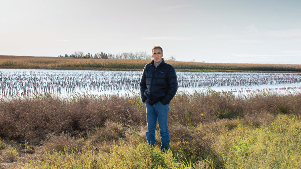 Flooding of cropland, shifting growing seasons wreaking havoc on area farmers